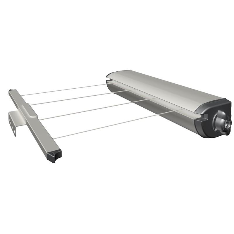 sunfresh 4 line retractable clothesline