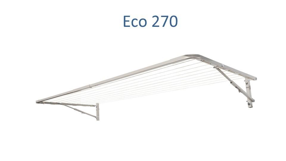 Eco 270 260cm wide clotheslines