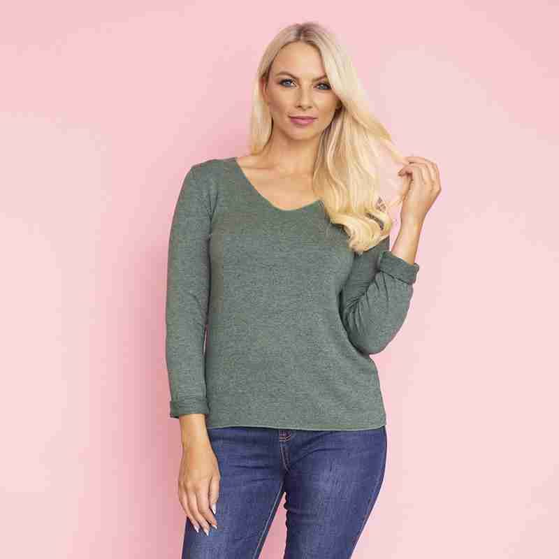 Melody Jumper(Green)
