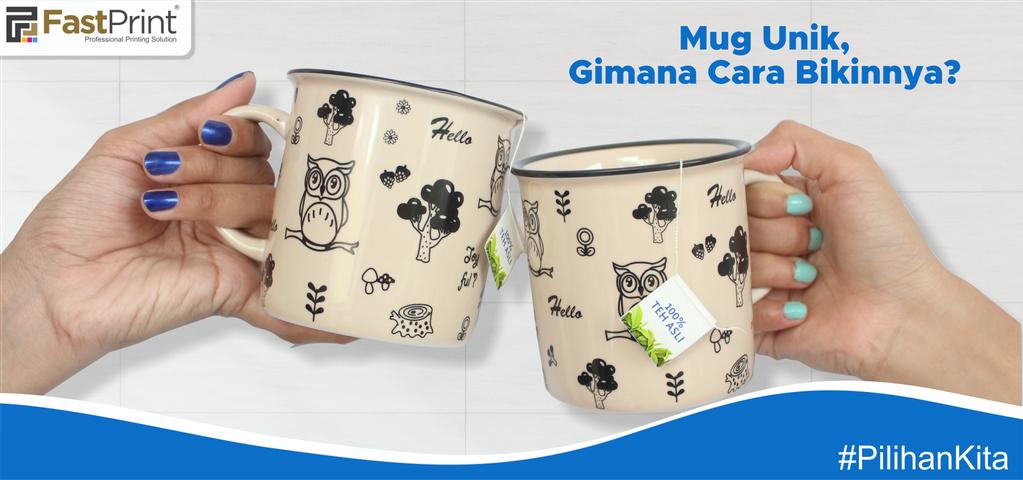 mug custom, souvenir unik, souvenir murah, kertas decal