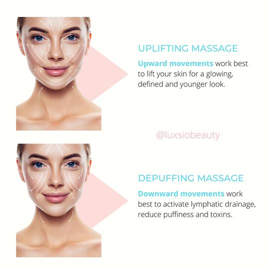luxio massage techniques
