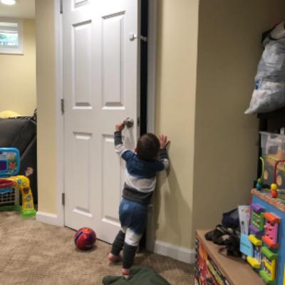 baby proof door knob covers
