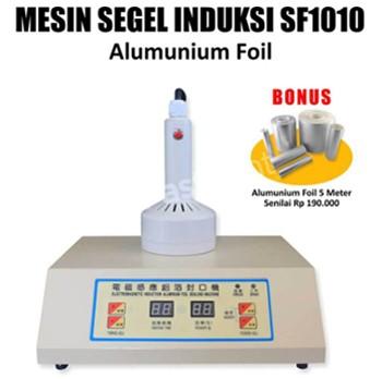 mesin segel aluminium foil