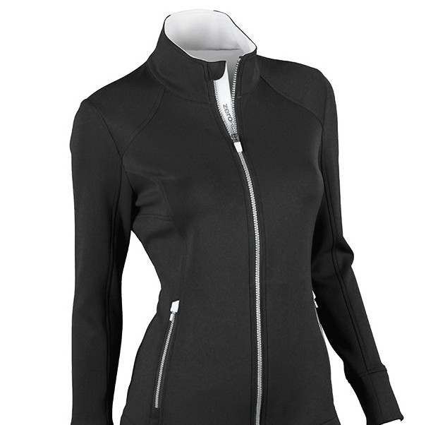 Zero Restriction Ladies Sweater Full Zip - Mikaela