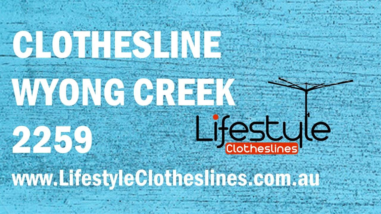 Clotheslines Wyong Creek 2259 NSW