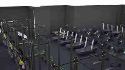 Wolverson Gym Builder Layout 3