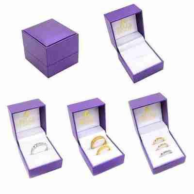 Ring Set Gift Box