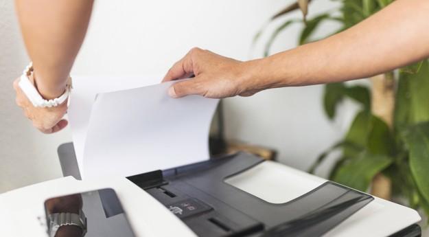 kertas printer