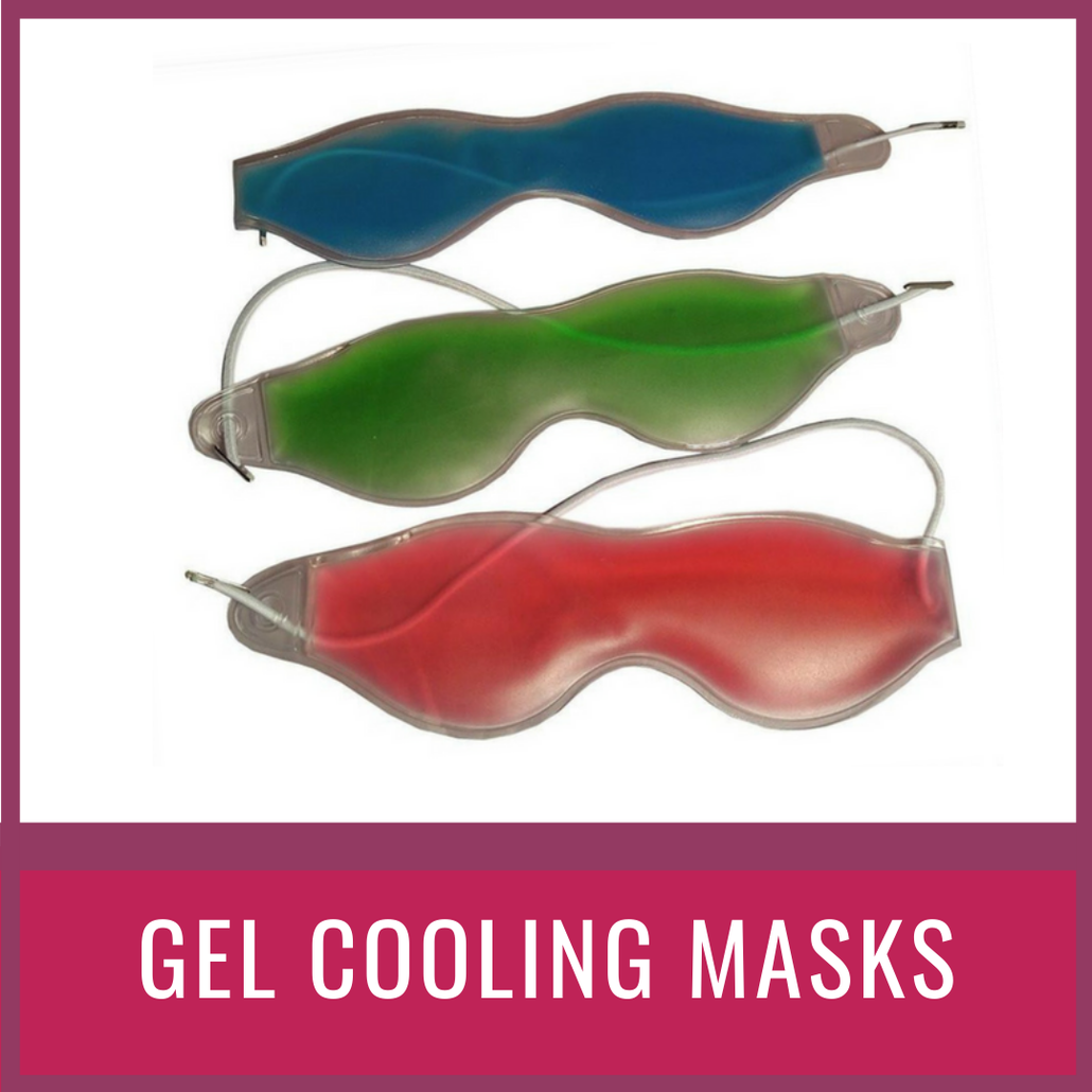 gel cooling masks