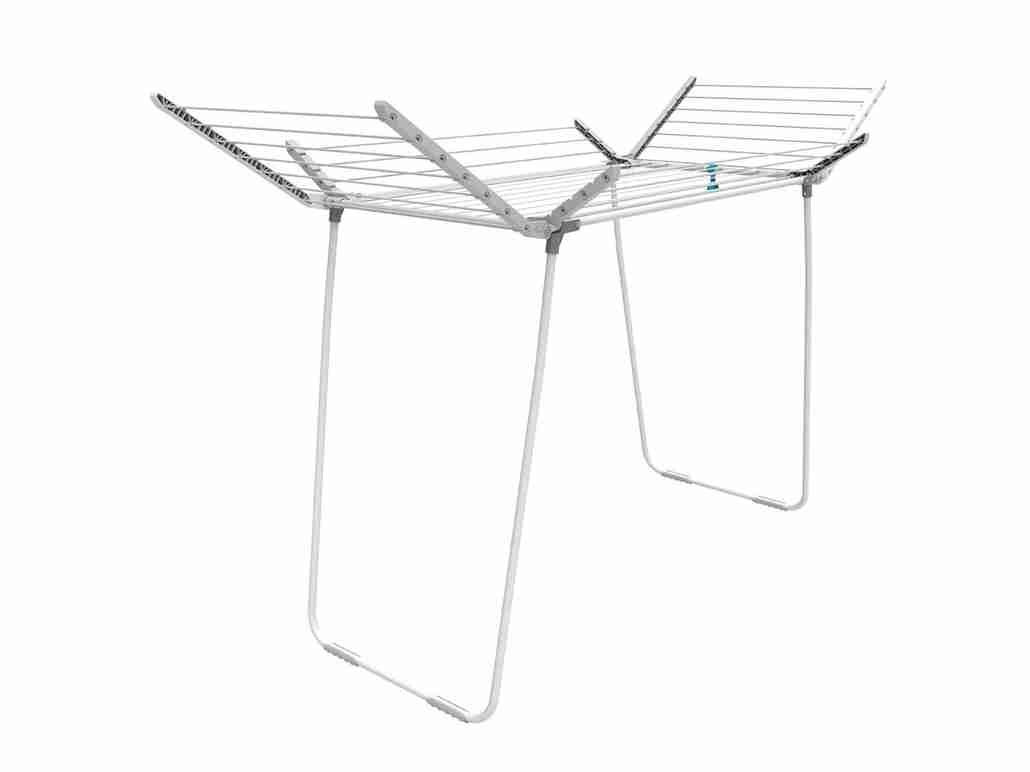 hills four wing expanding clothes airer