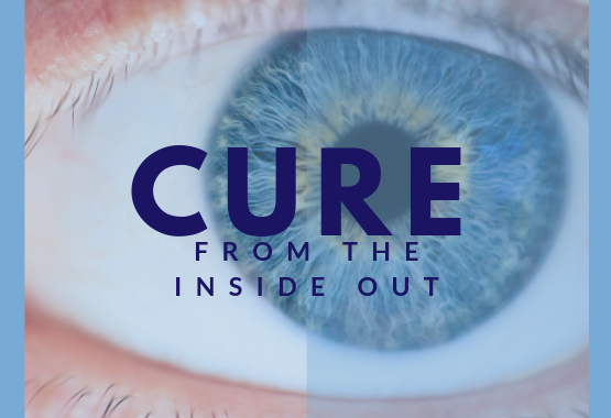 Cure from the inside out