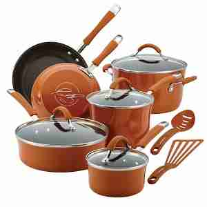 Cookware for Newly-Weds
