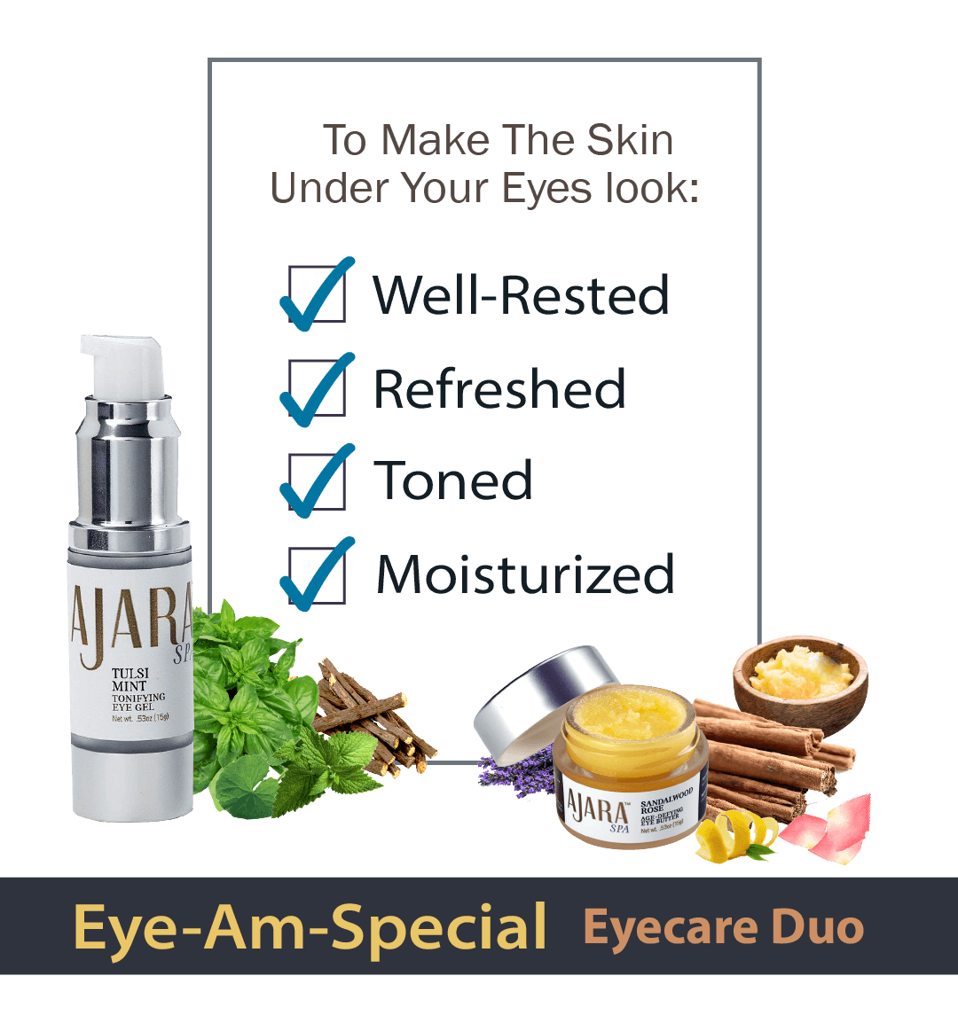 Eye-Am-Special Eyecare Duo