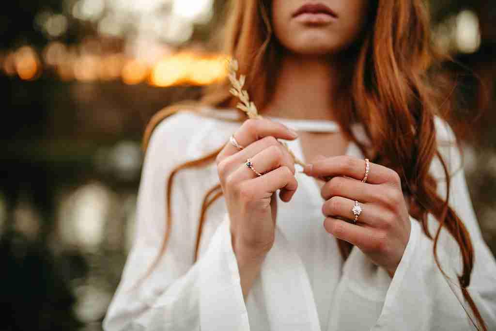 Fall Jewelry - Sophia Snowflake