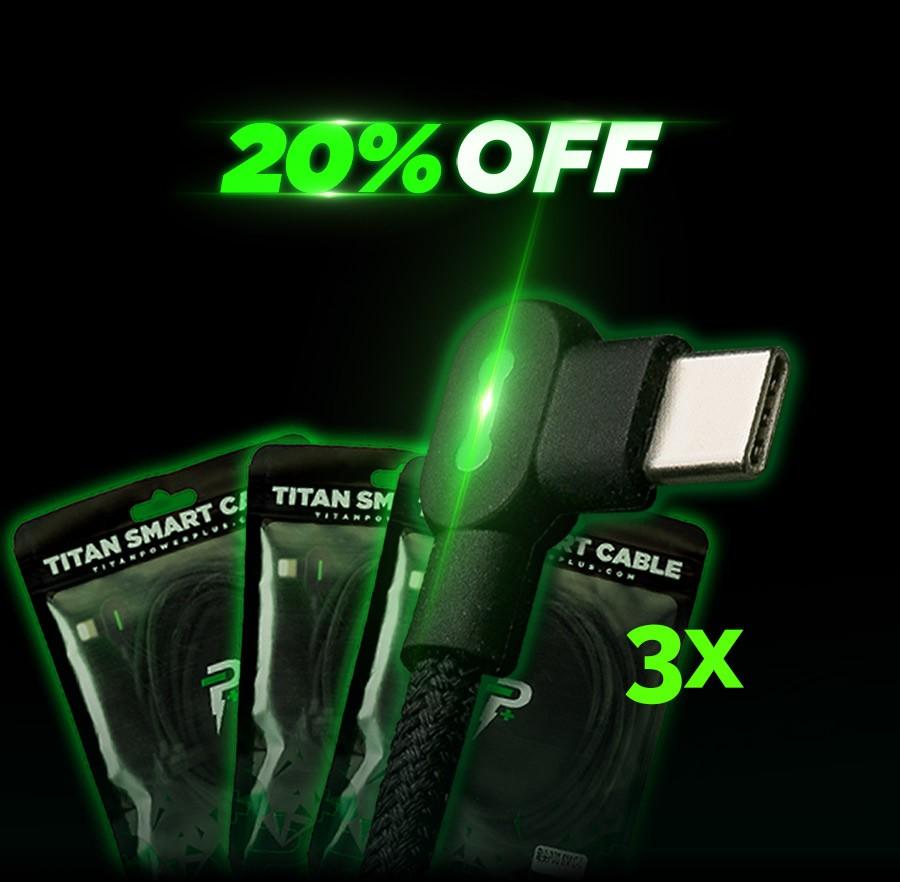 Titan Smart Cable™