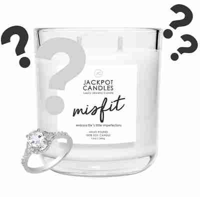 Misfit candle