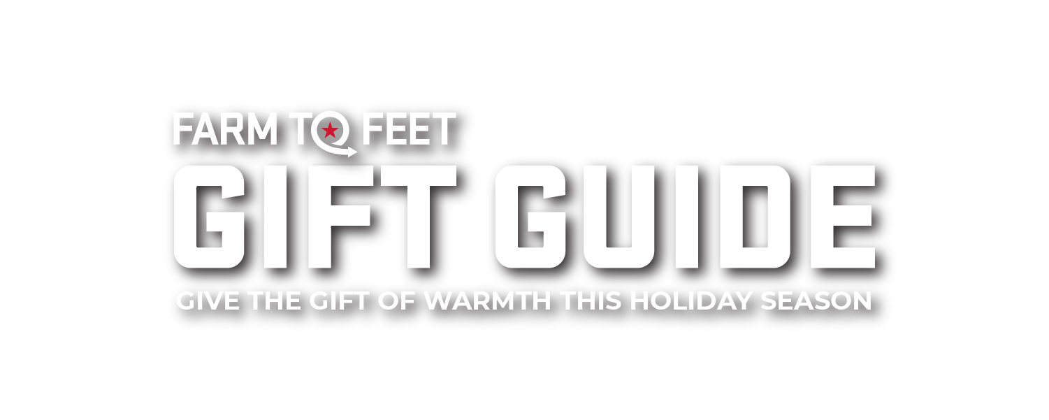 Gift Guide - Give the Gift of Warmth this Holiday Season