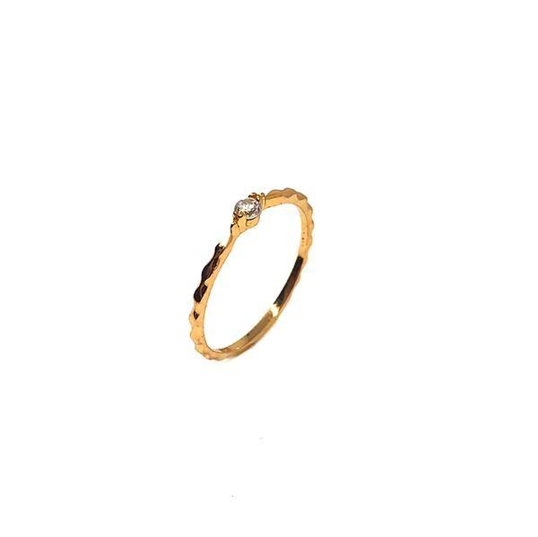 Charisse 14K Gold Vermeil Ring