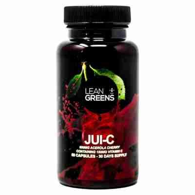 Acerola Cherry Extract providing 150mg of raw vitamin c
