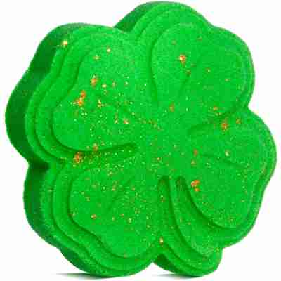 clever clover bath bomb