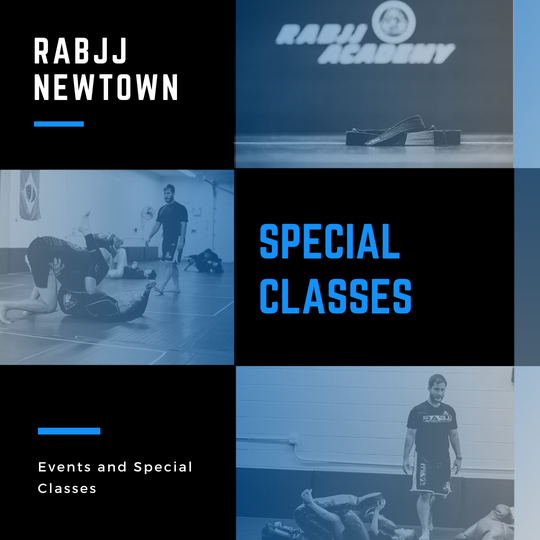 Book Special Class RABJJ Newtown