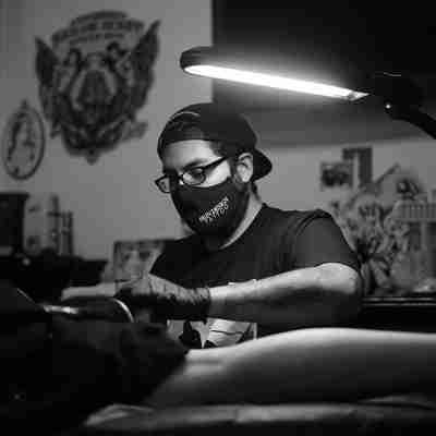 Claude Estrada Skin Design Tattoos Las Vegas