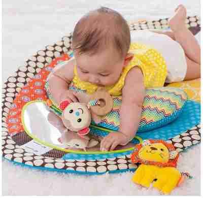 Baby Tummy Time Mat - Infant kingdom