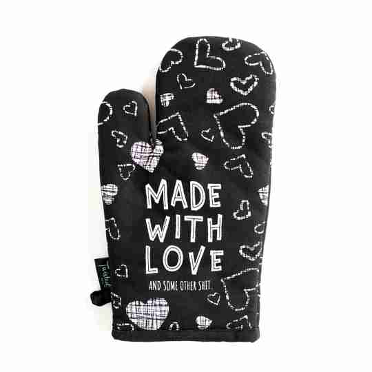 Oven Mitts | Twisted Wares