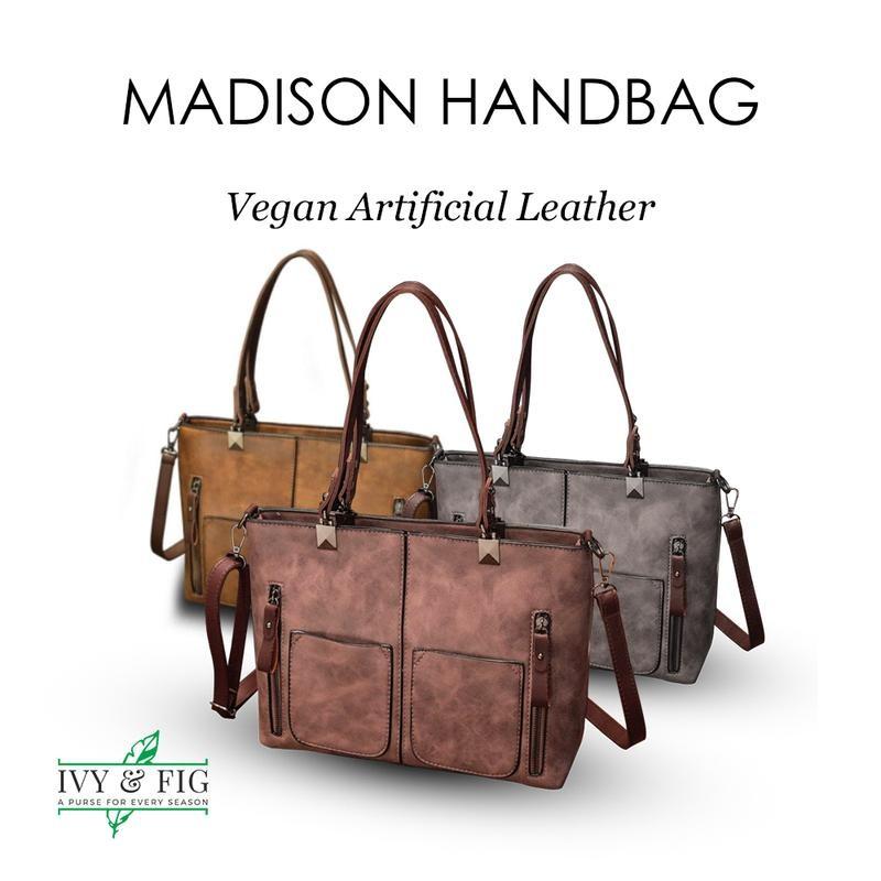Madison Vegan Handbag