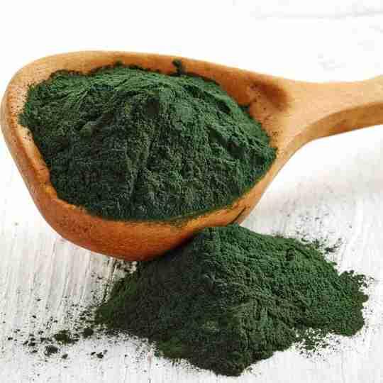Green Powder Zero Waste