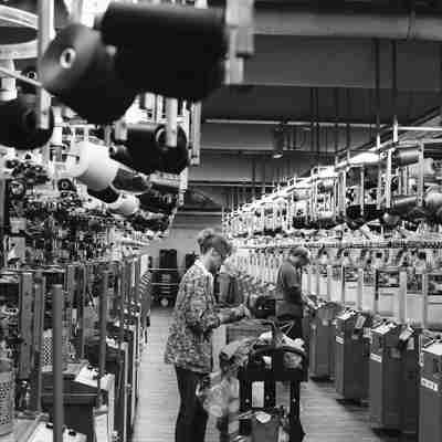 U.S. Manufacturing - Knitting Floor