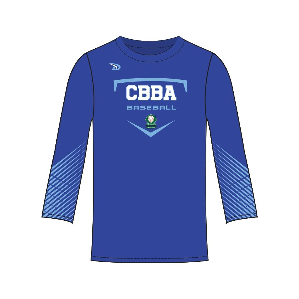 CBBA 3/4 Shirt