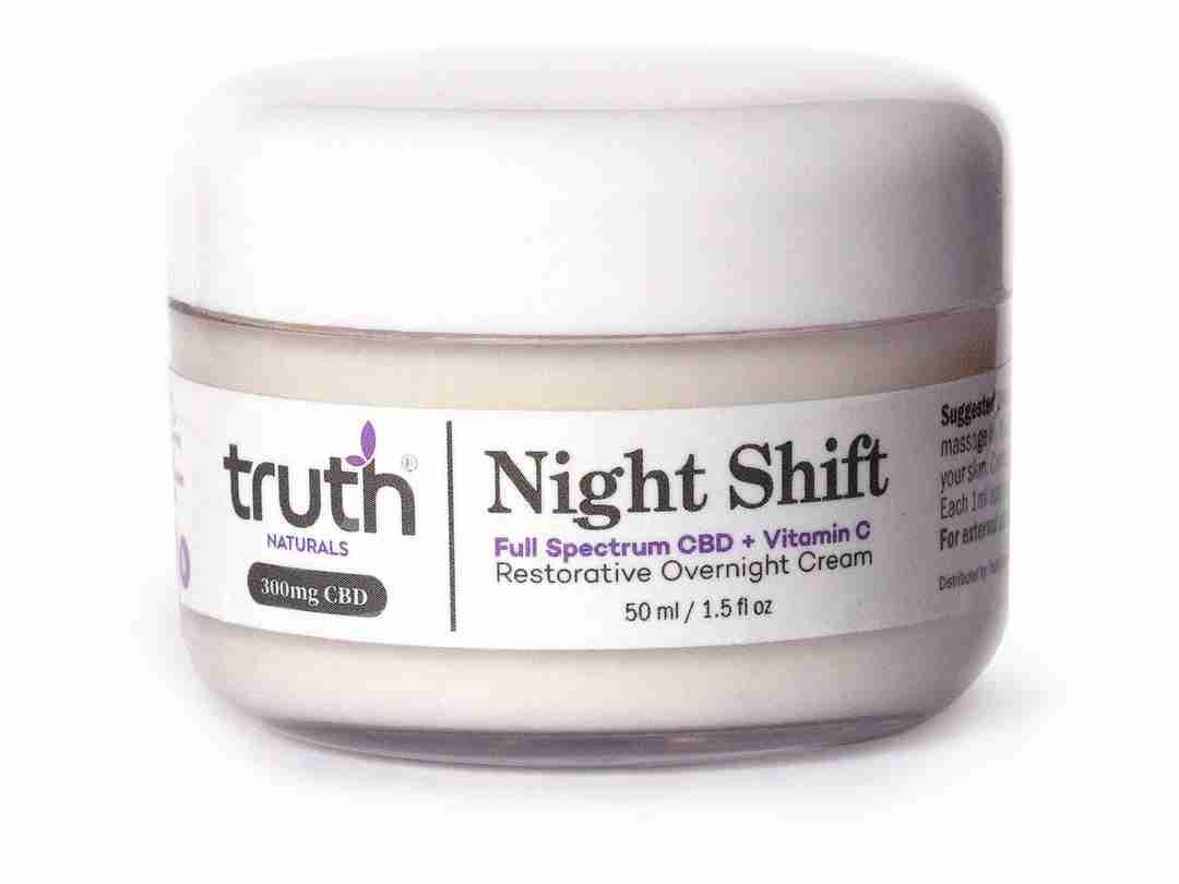 Truth Naturals NightShift Cream