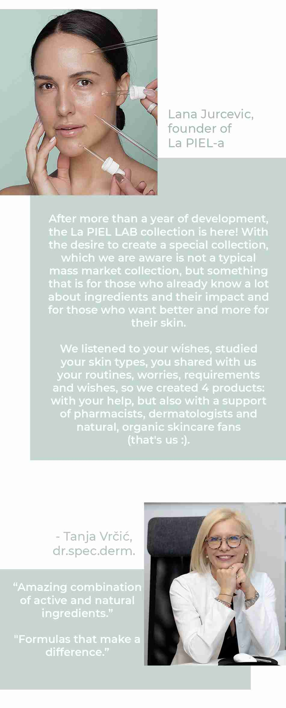 Reviews Of La PIEL LAB Natural Skincare