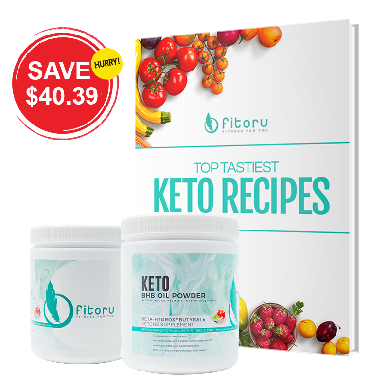 Fitoru Keto 60 Day Supply