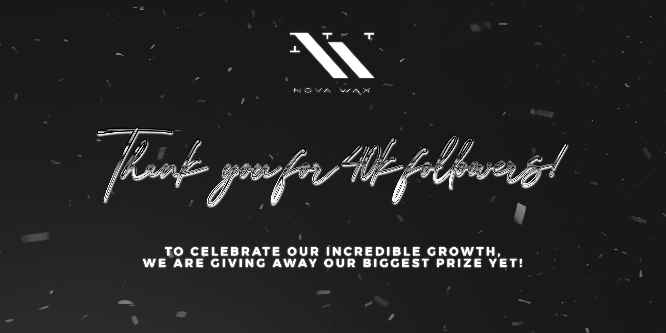 thank you for 40k followers