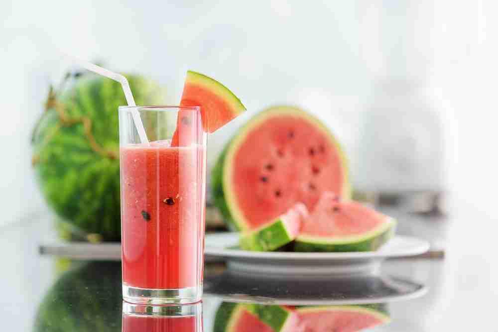 Watermelon drink recipe