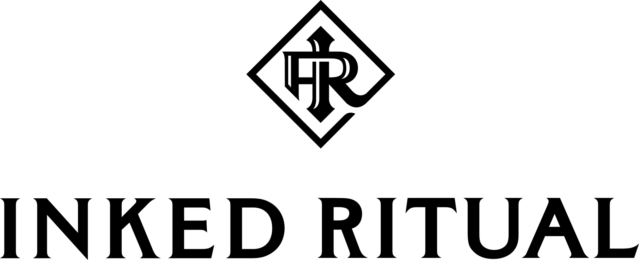 Inked Ritual Anti-Fade Tattoo Care Serum Logo