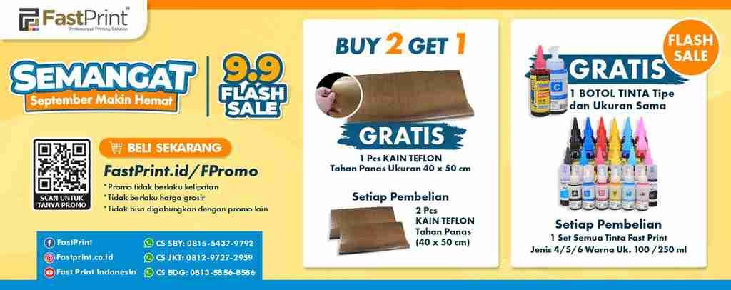 promo september, flash sale 9.9, flash sale deals