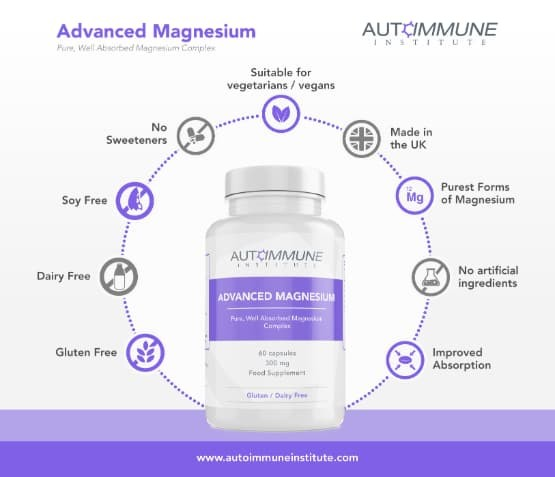 Advanced Magnesium Benefits
