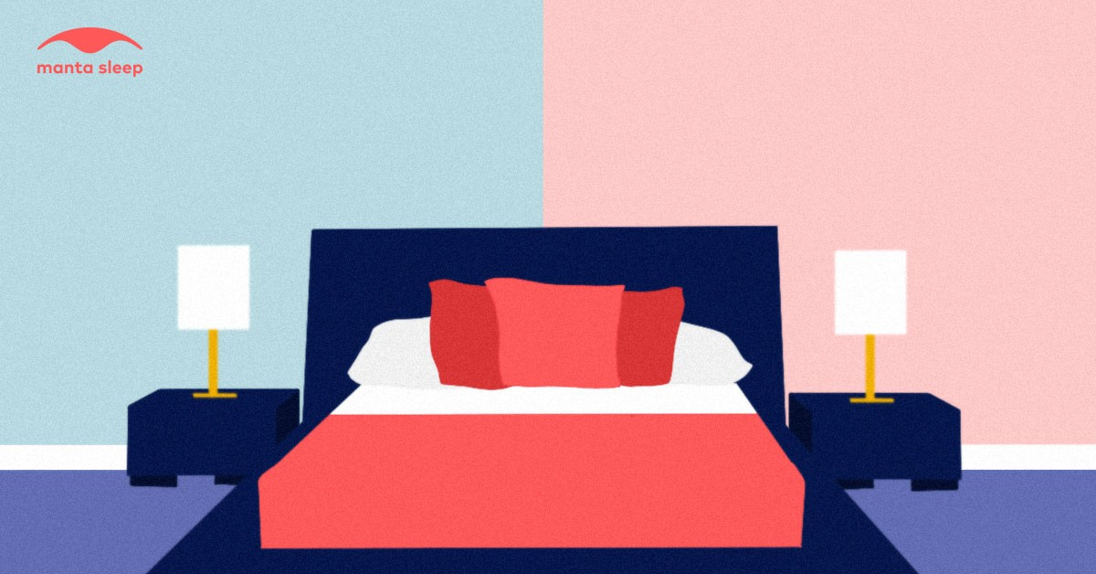 What Bedroom Colors Help You Fall Asleep?