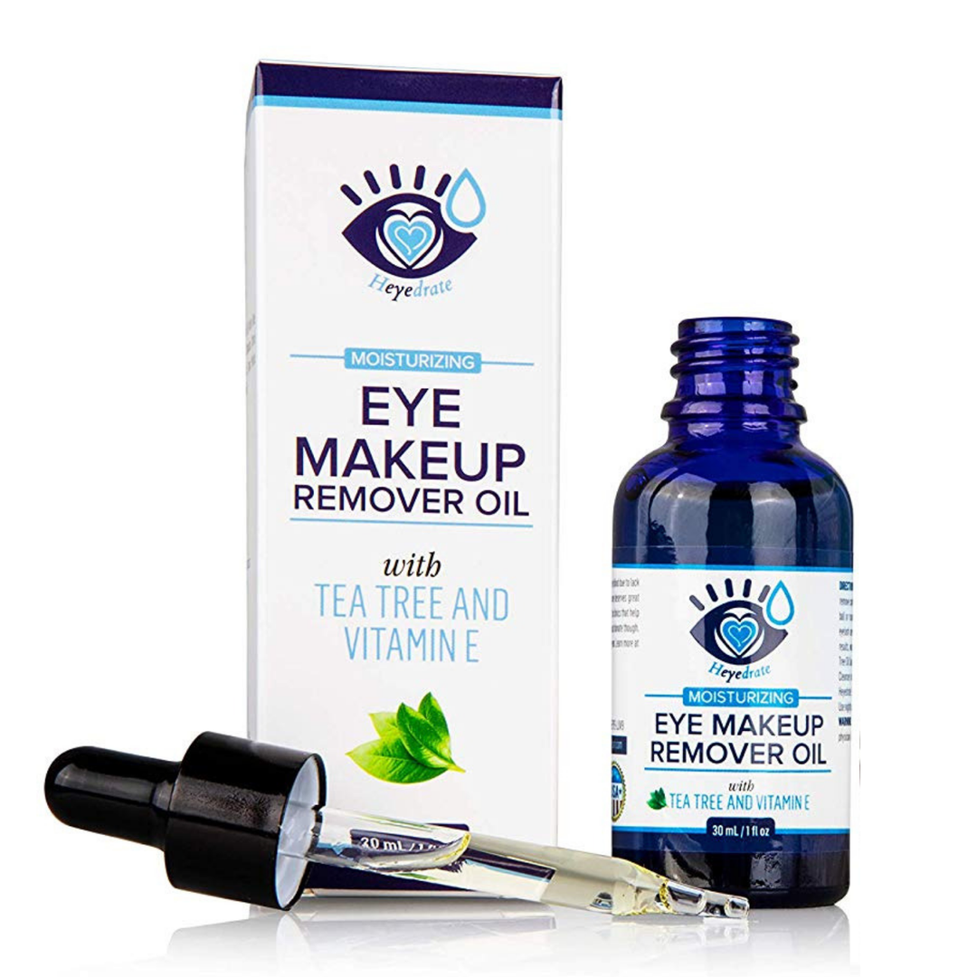 Heyedrate Eye Makeup Remover Oil