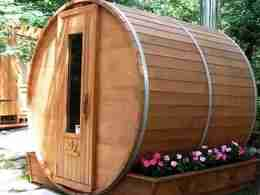 northern lights saunas made in canada