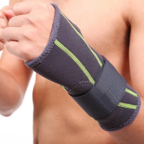SENTEQ Wrist Sleeve with Gel Padding (SQ2-N001)