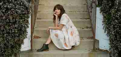 Nico Dress Caroline Print