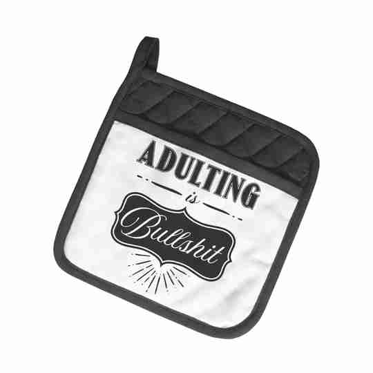 Explicit Potholders | Twisted Wares®