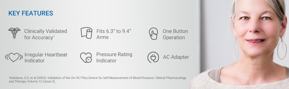 Lifesource Wrist Blood Pressure
