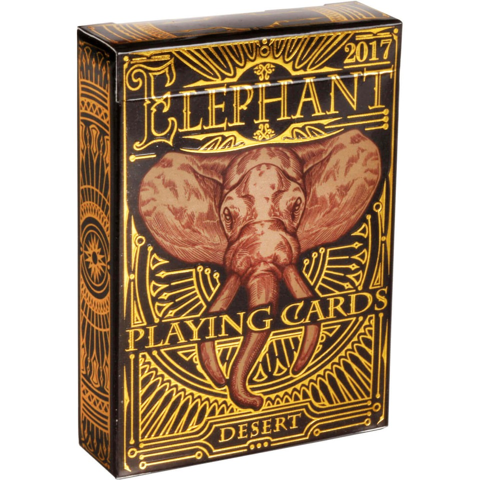 Elephant: Desert