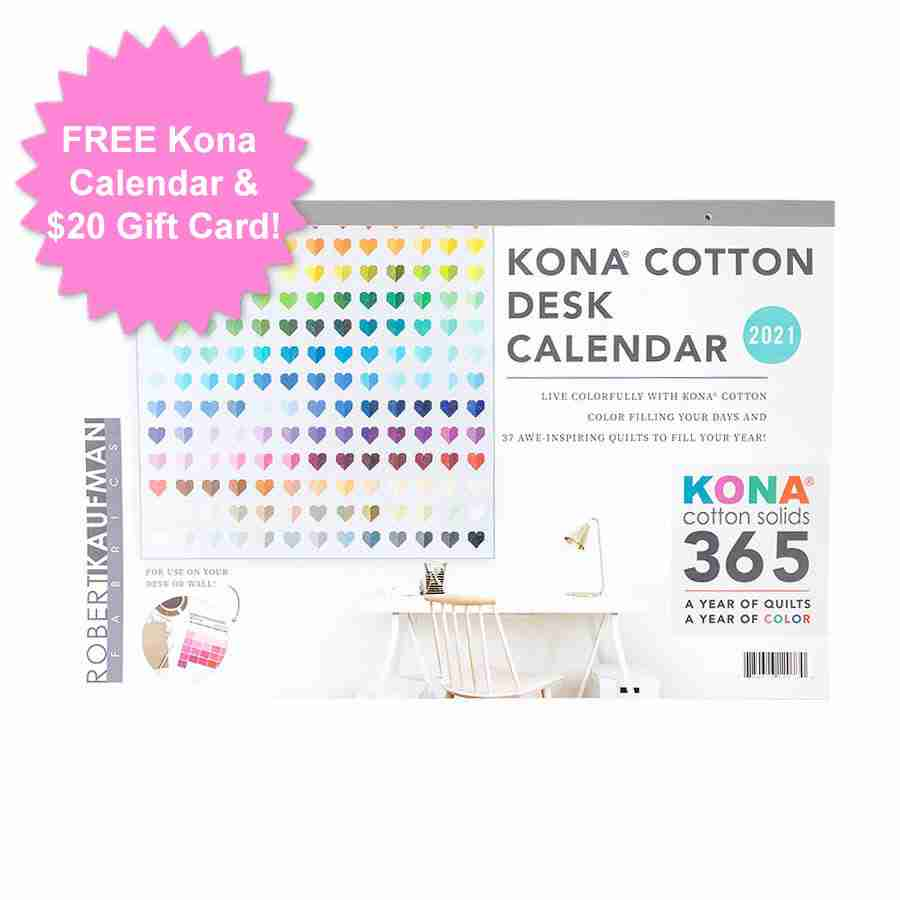 Kona Calendar 2021 Robert Kaufman