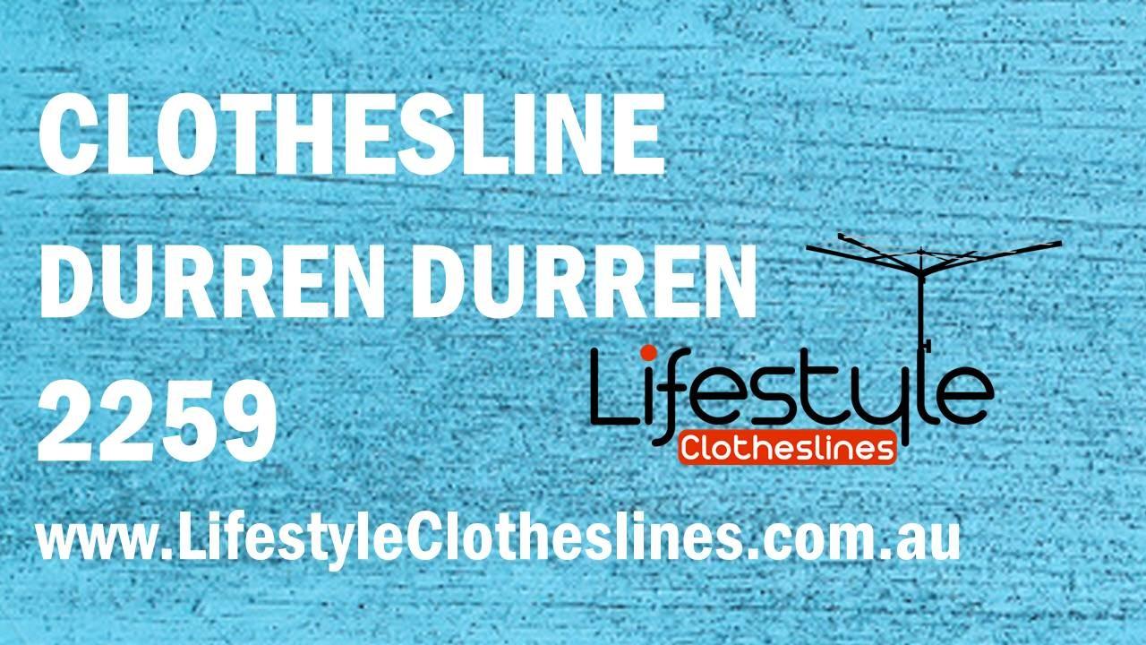 ClotheslinesDurren Durren2259NSW